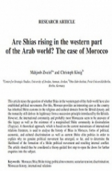Are Shias rising in the western part of the Arab world? The case of Morocco